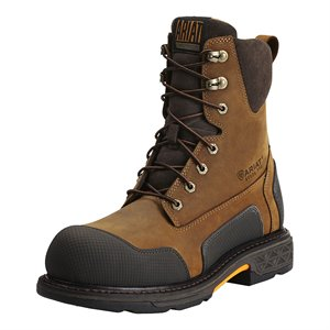 """Ariat OverDrive 8"""" Lace Up Boot"""