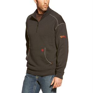Ariat FR Polartec 1 / 4 Zip Fleece Sweatshirt