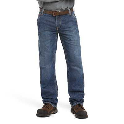 Ariat FR M4 Low Rise Workhorse Boot Cut Jean