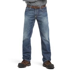 Ariat FR M4 Low Rise Ridgeline Boot Cut Jean