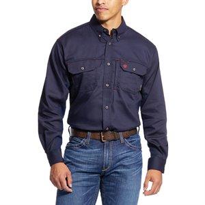 Ariat FR Solid Vent Work Shirt