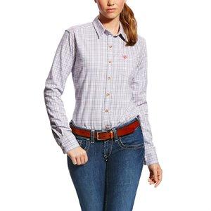 Ariat FR Ladies Marion Work Shirt
