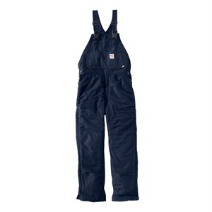 Carhartt Flame-Resistant Duck Bib Overall - Unlined