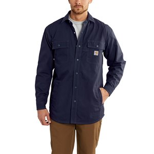 Carhartt FR 8.5 oz. Full Swing Quick Duck Shirt Jacket
