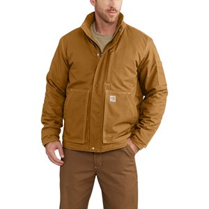 Carhartt FR 8.5 oz. 88 / 12 Quick Duck Lanyard Access Jacket