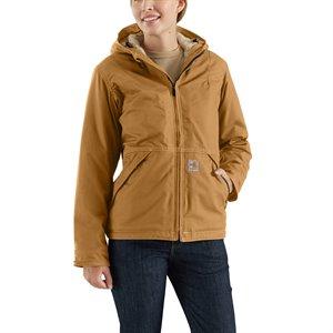 Carhartt FR Ladies 8.5 oz. Full Swing Jacket