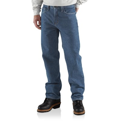Carhartt FR 14.75 oz Cotton Utility Jean - Relaxed Fit