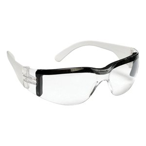 Bulldog Frosted Frame Safety Glasses