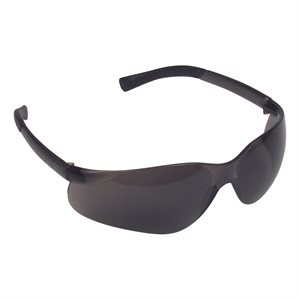 Dane Black Frame Safety Glasses