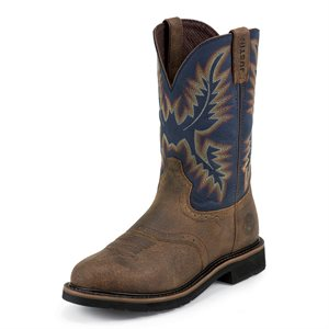 Justin Steel Toe Boots