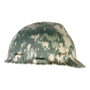 MSA Freedom Series V-Gard Cap Style Hard Hat