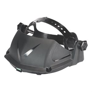 MSA Headgear V Guard BLK