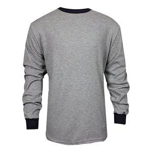 Tecgen FR 6.2 oz Carbon Comfort L / S T-Shirt