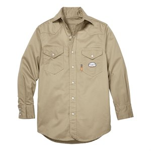 Rasco FR Lightweight Work Shirt