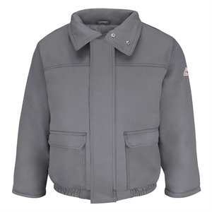 Bulwark FR 7 oz 88 / 12 Insulated Bomber Jacket