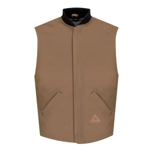 Bulwark FR Cotton Duck Vest Jacket Liner