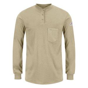 Bulwark FR Ladies Henley Shirt
