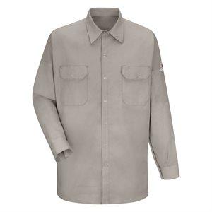 Bulwark FR 7 oz Cotton Welding L / S Work Shirt