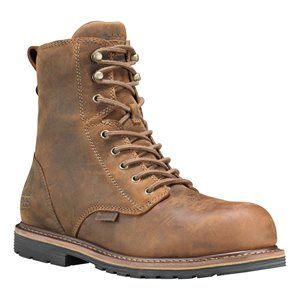 """Timberland 8"""" Millwork Lace Up Boot"""