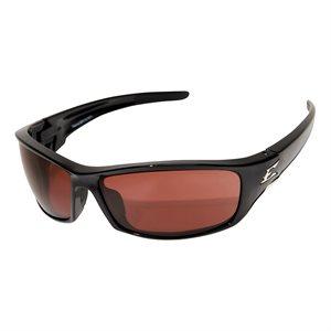 Edge Reclus Black / Copper Safety Glasses