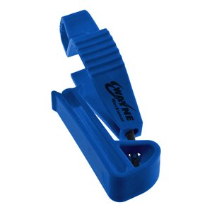 GLOVE GUARD BLUE UTILITY BELT CLIP W / LOGO